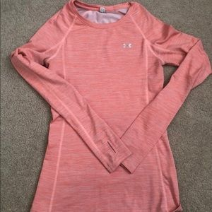 Under Armour Women's Size XS Compression Tee